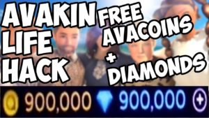 Get Unlimited Avacoins and Diamonds